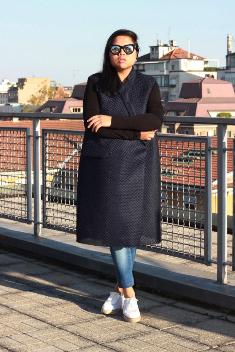 COS coat aw14