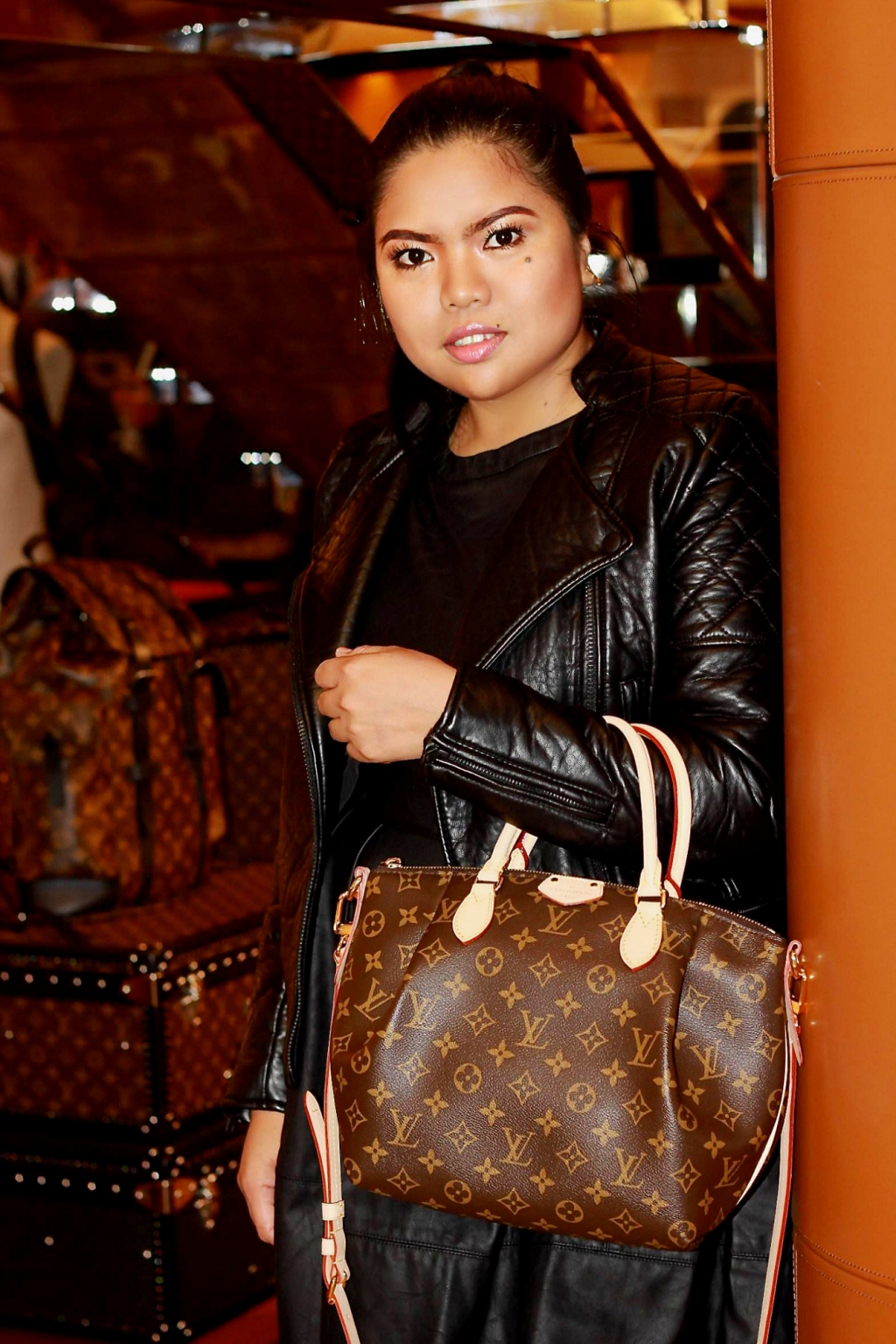 Louis Vuitton launching of Icon Magazine