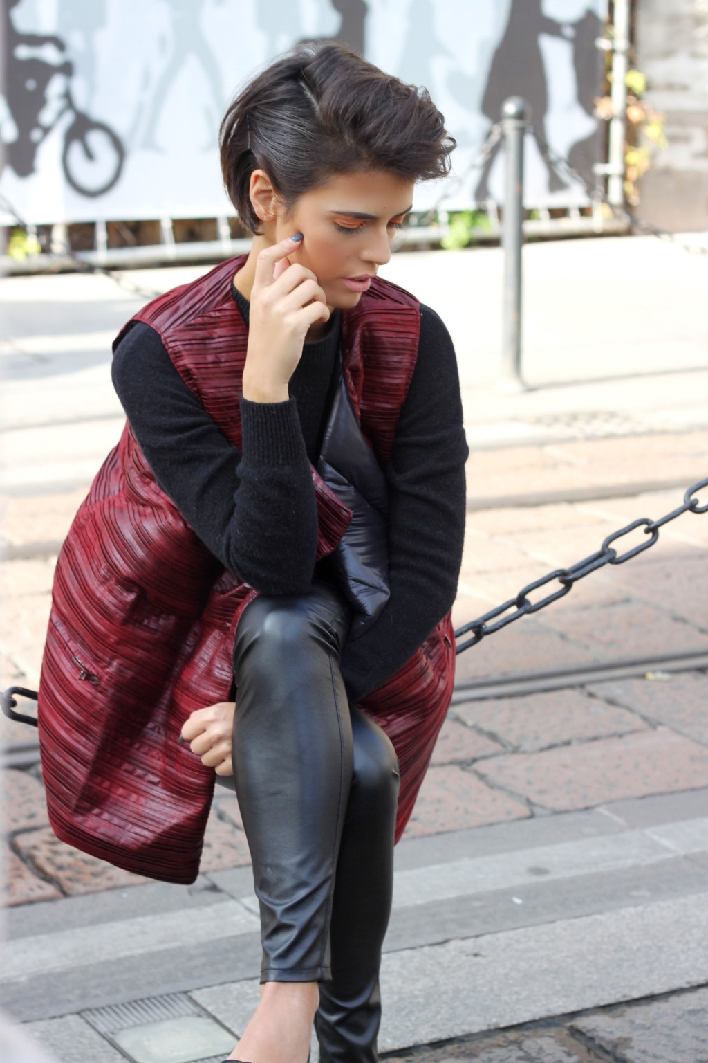 mauro gasperi coat