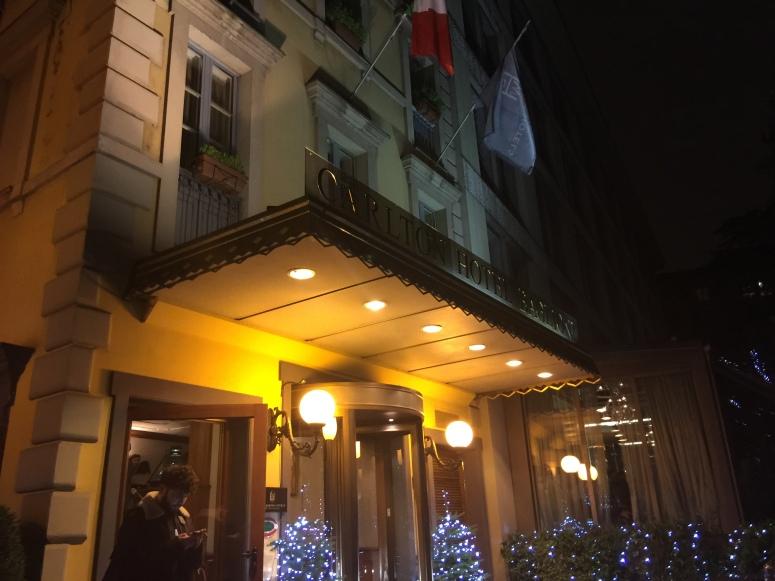 Carlton Hotel Baglioni 4