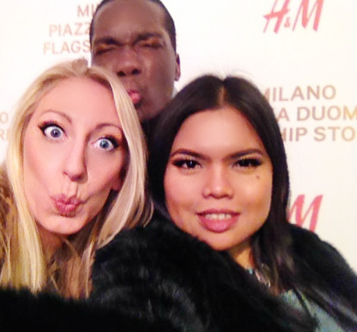 h&m milano piazza duomo flagship store opening 4