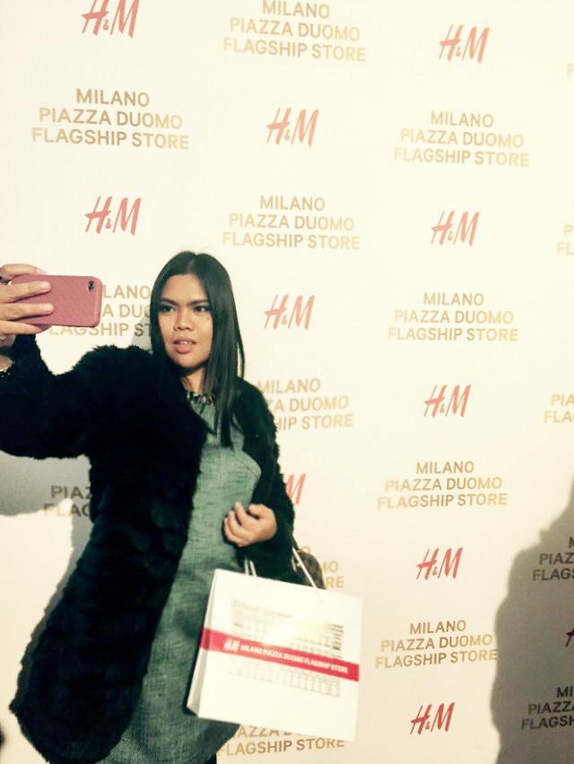 h&m milano piazza duomo flagship store opening 8