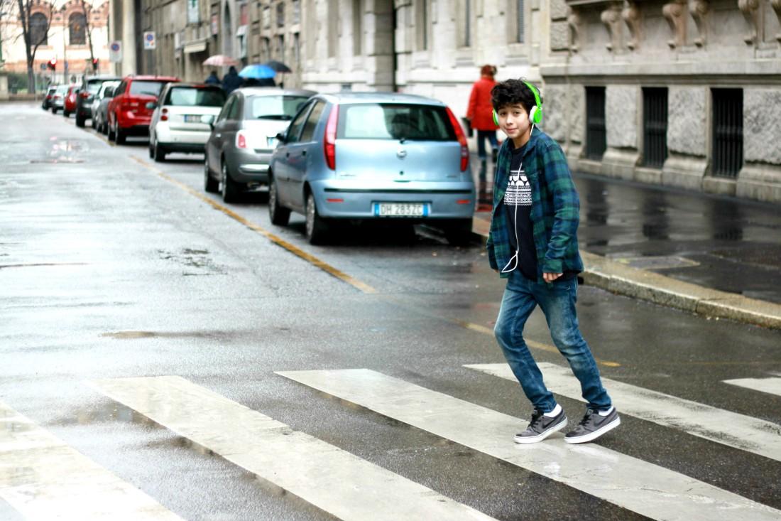 model bambino milan 1
