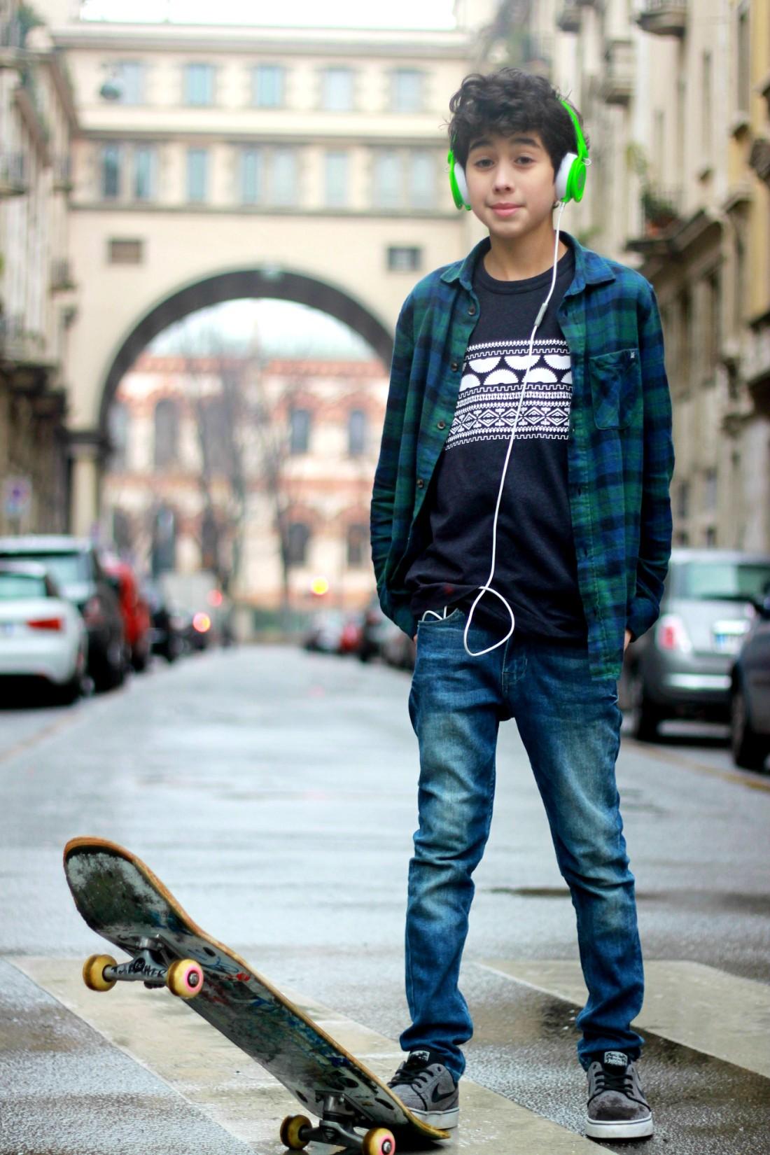 model bambino milan 5