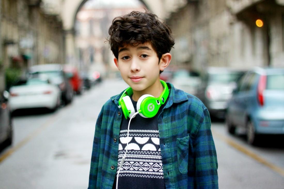 model bambino milan 7