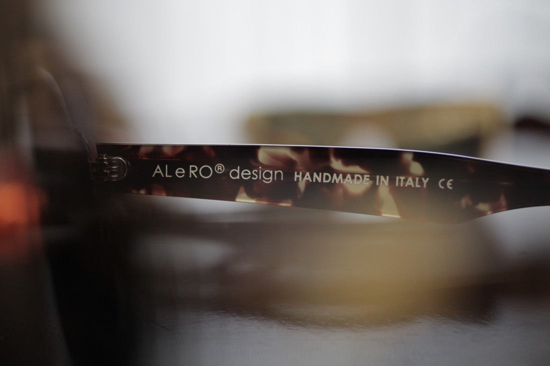 Al e Ro Design sunglasses 4