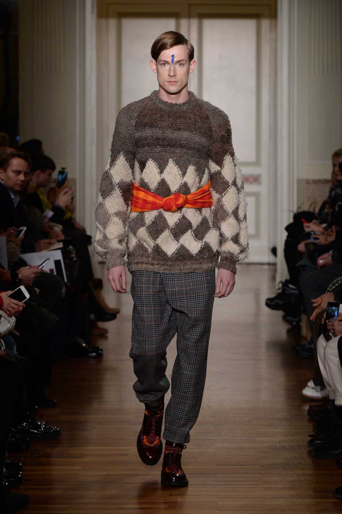 Stella Jean Men FW 2015 16 fashion show (11)