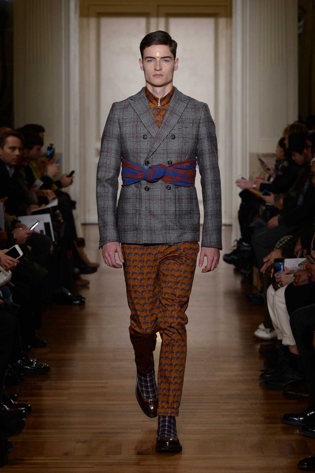 Stella Jean Men FW 2015 16 fashion show (12)