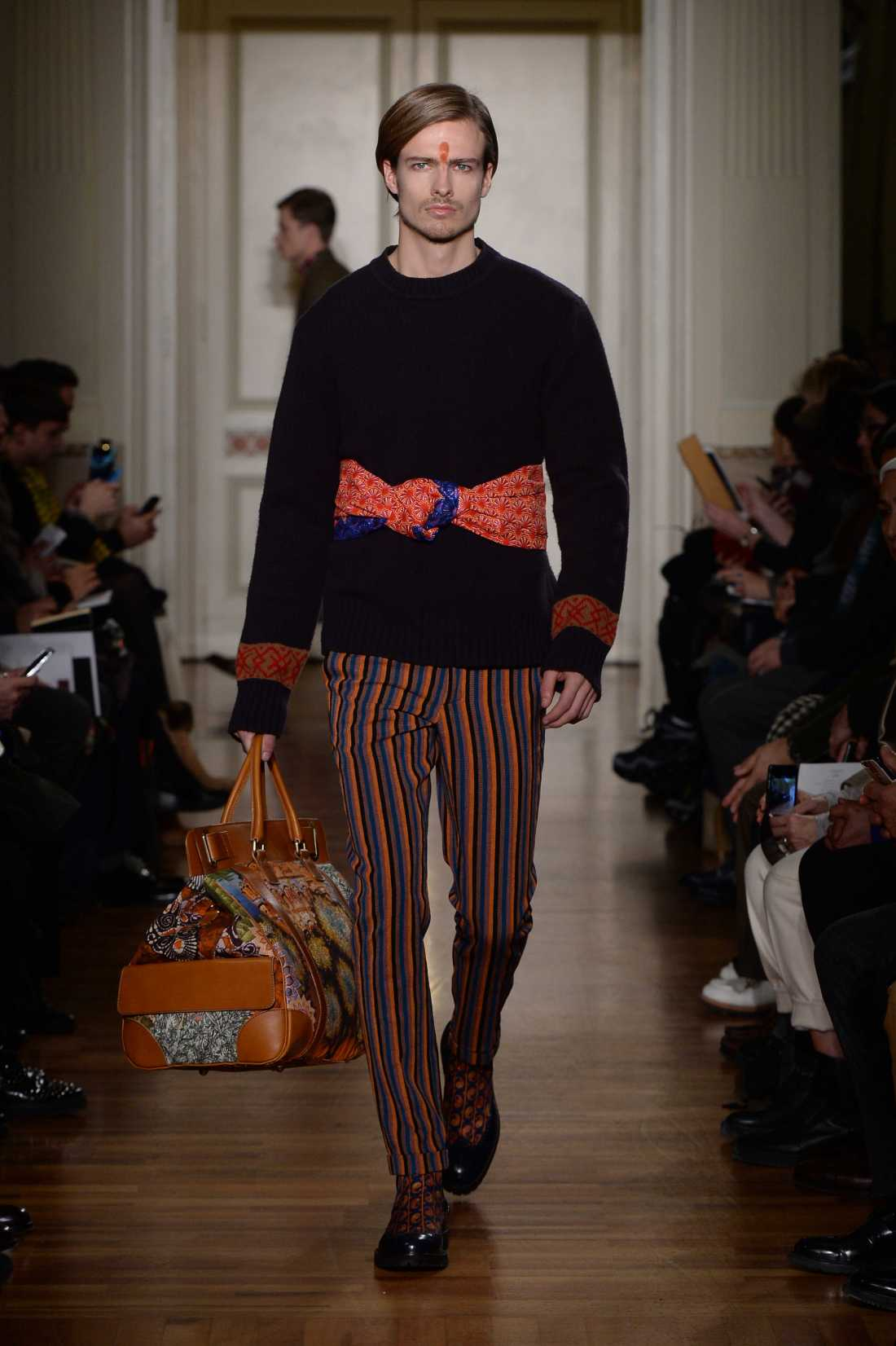 Stella Jean Men FW 2015 16 fashion show (13)
