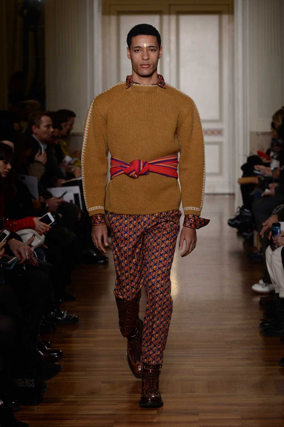 Stella Jean Men FW 2015 16 fashion show (15)