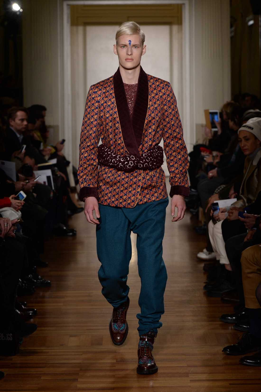 Stella Jean Men FW 2015 16 fashion show (21)