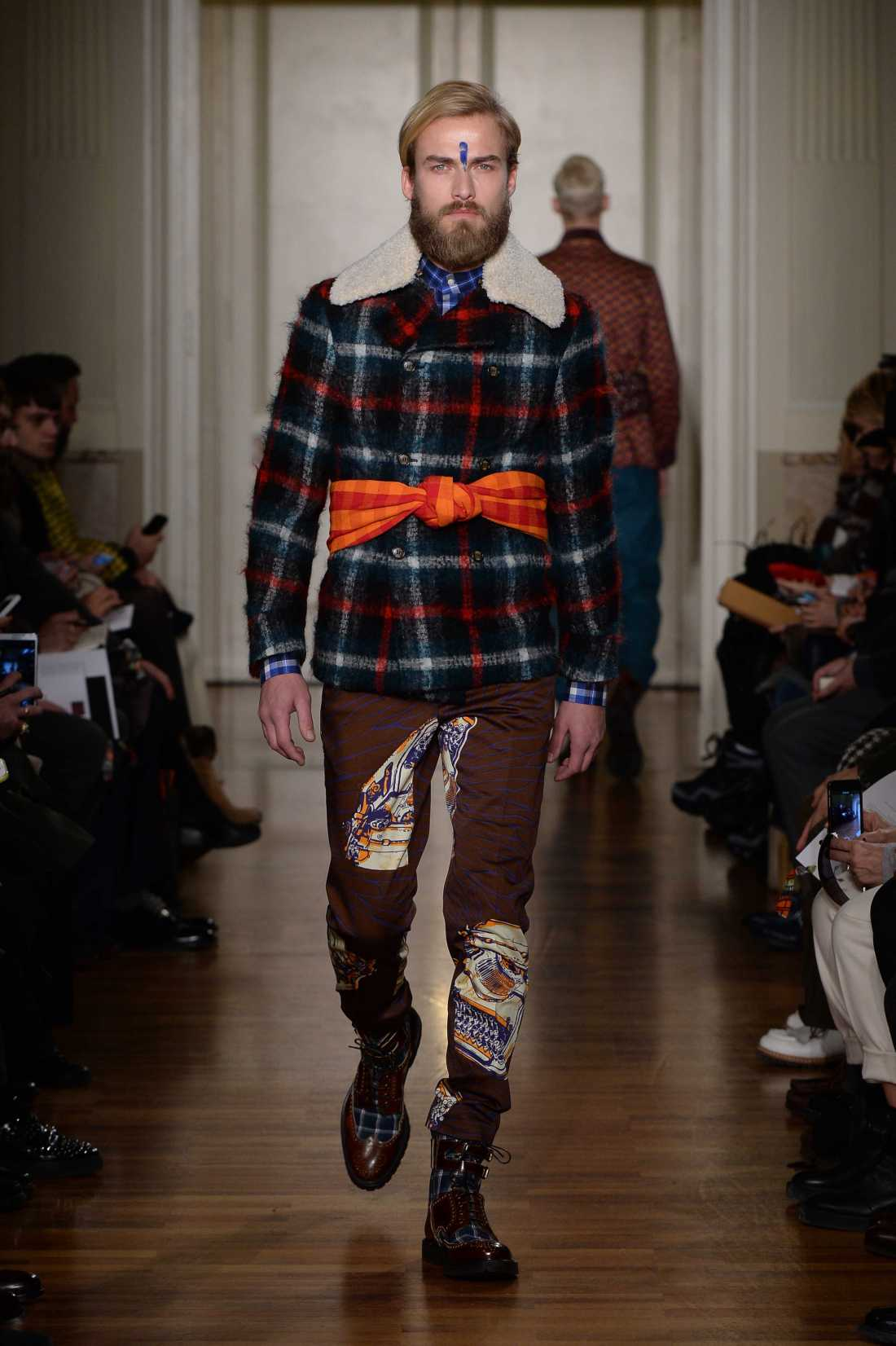 Stella Jean Men FW 2015 16 fashion show (24)