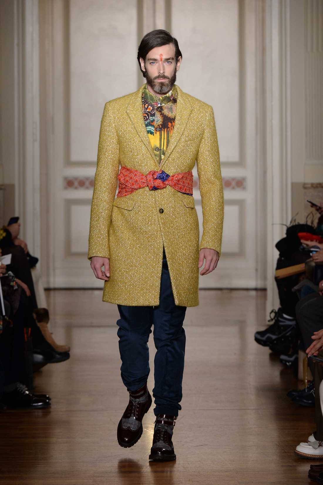Stella Jean Men FW 2015 16 fashion show (27)