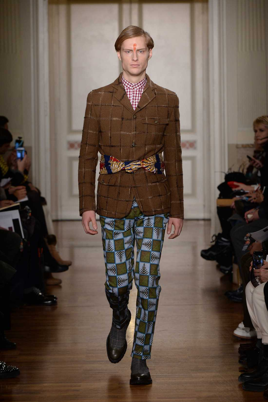 Stella Jean Men FW 2015 16 fashion show (7)