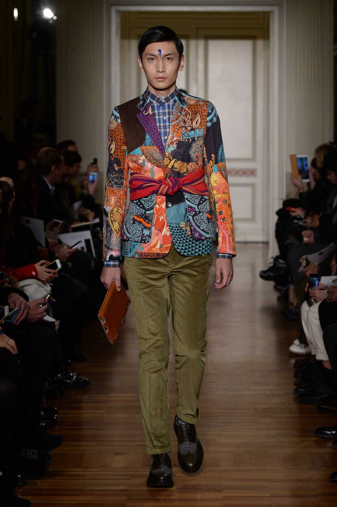 Stella Jean Men FW 2015 16 fashion show (8)