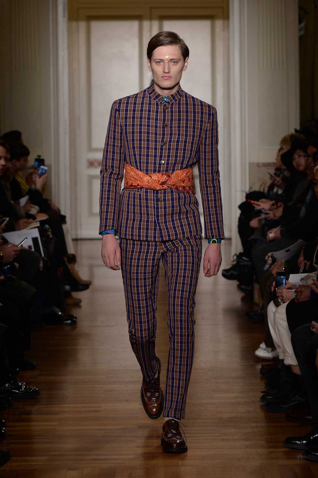 Stella Jean Men FW 2015 16 fashion show (9)