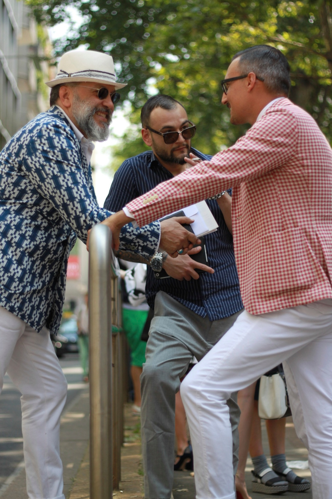 what to wear for pitti uomo 2015 2