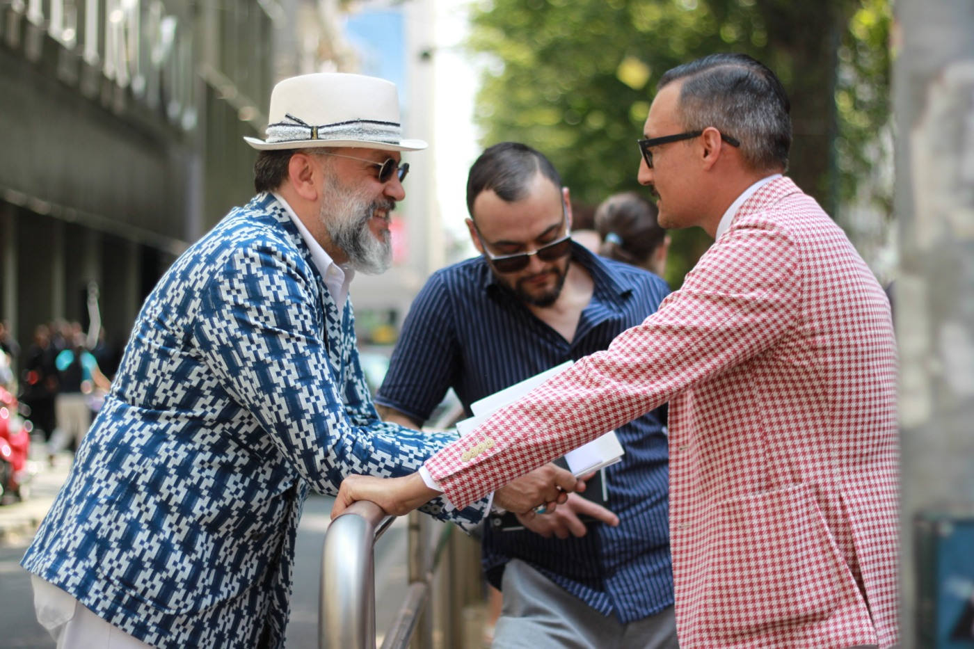what to wear for pitti uomo 2015