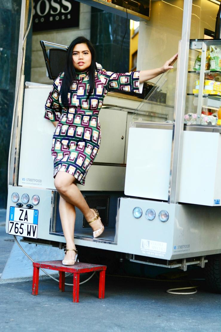 60's fashion kaos aw2016 11