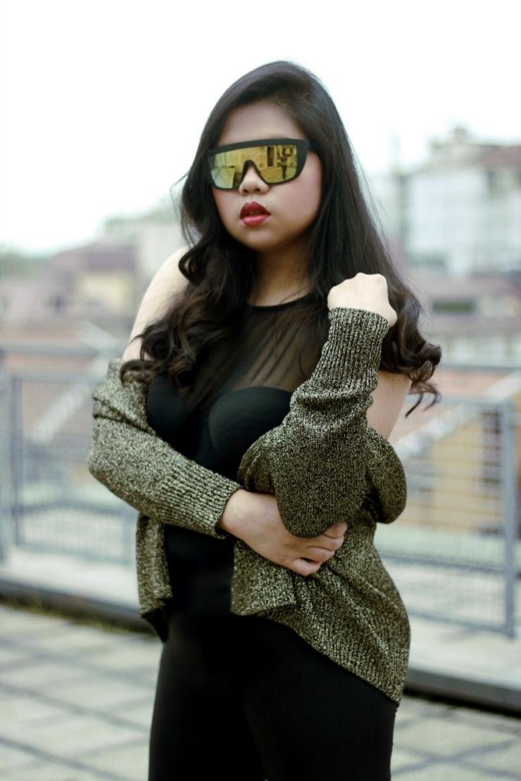 Italia Independent i-plastik mask sunglasses model 0912