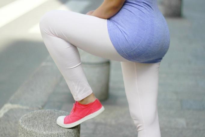 Bensimon sneakers pink