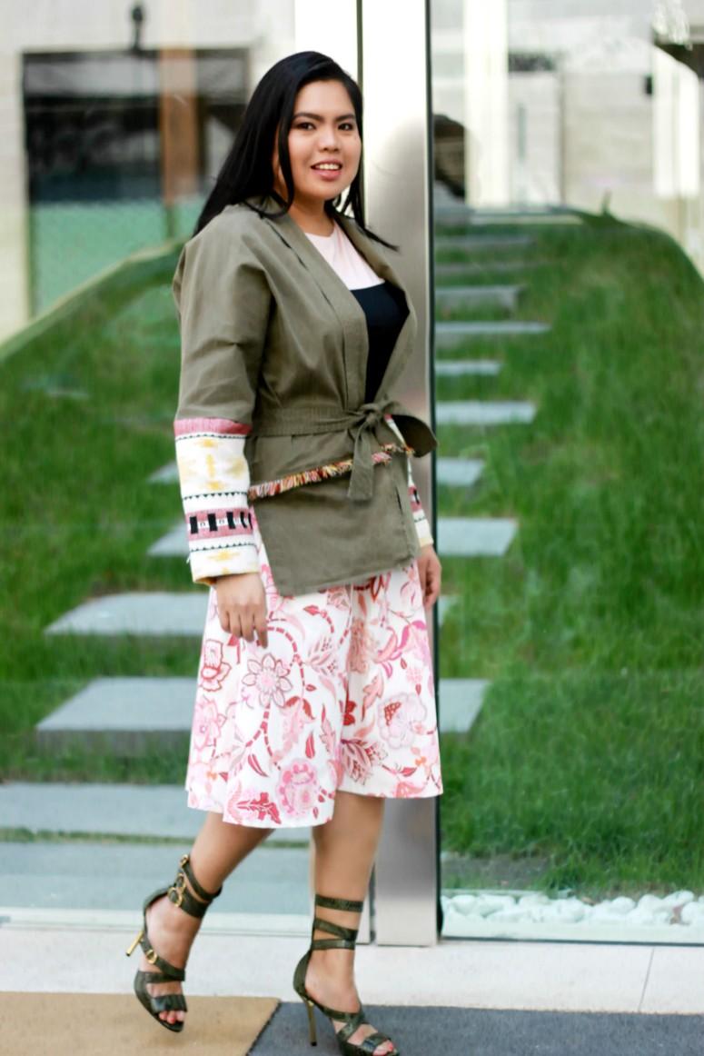kimono jacket by kaos moda