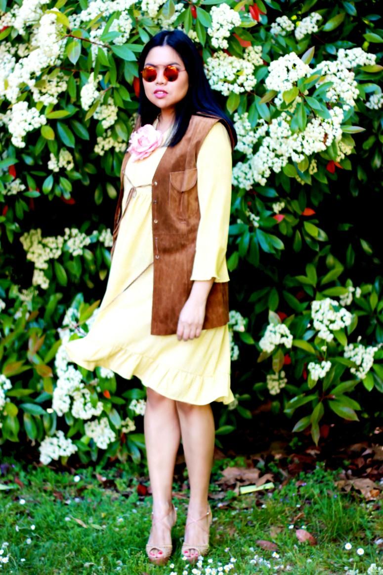 lemonade yellow dress beyonce